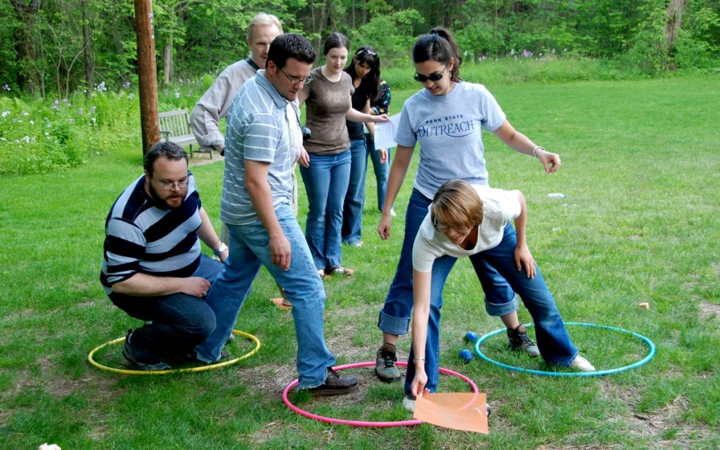 How Team Building Activities Promote Talents?