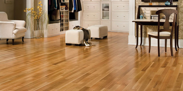 Hardwood Flooring With Ease