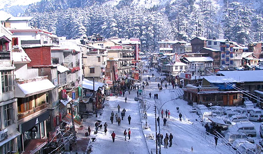 Manali - The Land Of Gods and Greenery
