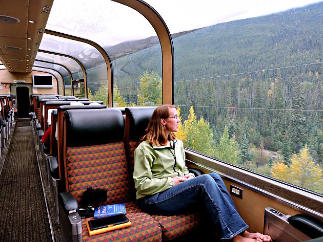 Taking Advantage Of Train Travel