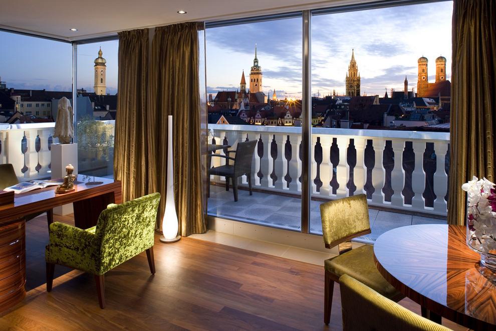 Top 5 Hotels In Munich