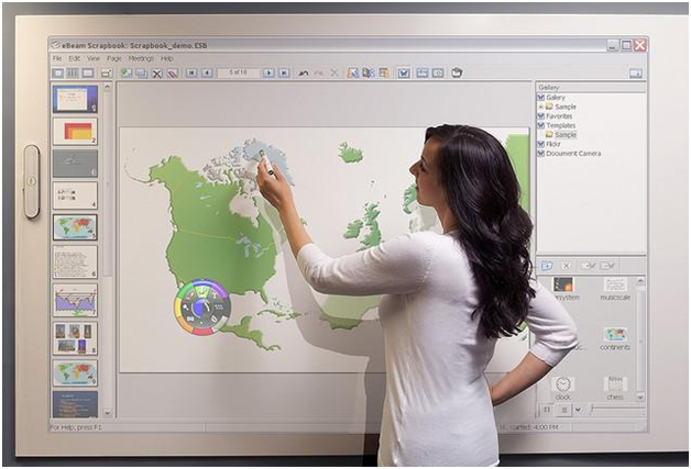 How To Make The Most Of Interactive Whiteboards?