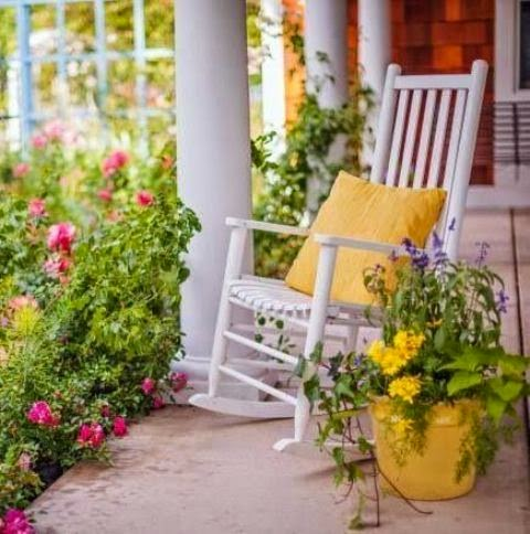 Ideas For Spring Spruce-Up