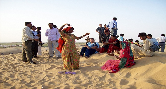Embrace The Colourful Life Of Rajasthan At Jodhpur and Jaisalmer