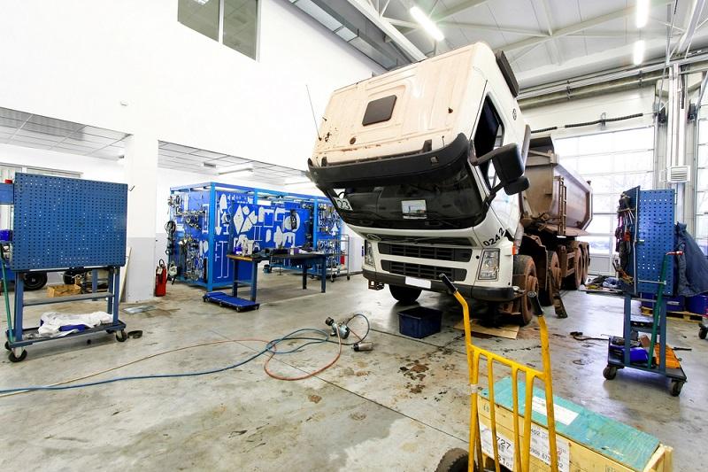 Truck repair campbellfield