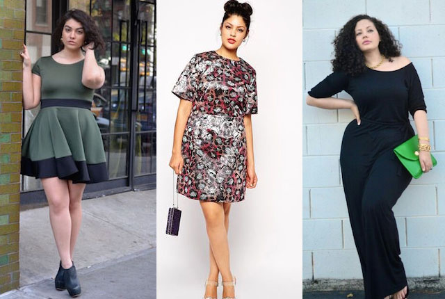 Latest Dress Styles for Curvy Women