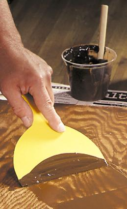 How To Use Wooden Grain Fillers