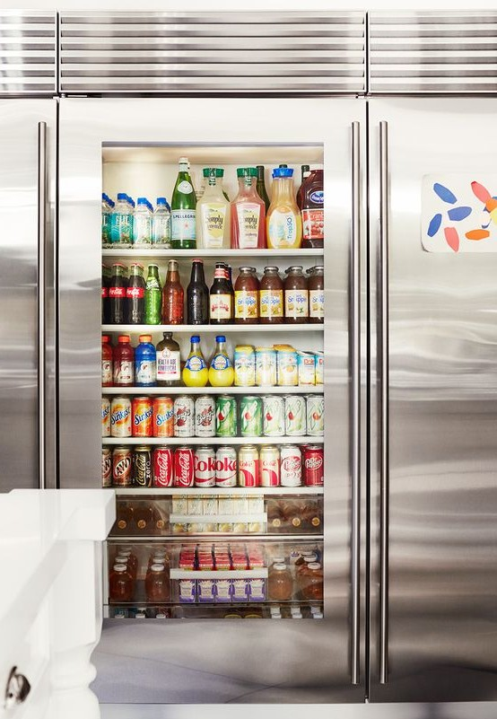 Benefits Of Buying A Glass Door Fridge