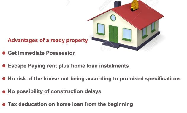 advantages property