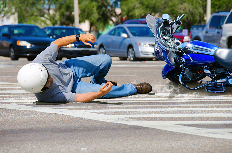 Motorcycle Accident Lawyers: Proving Liability