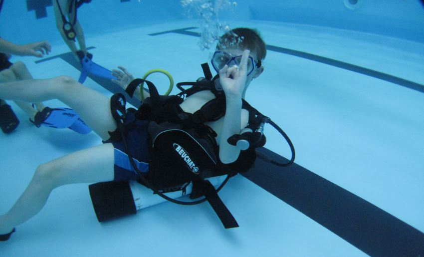 5 Tips For Teach To Scuba Diving Kids