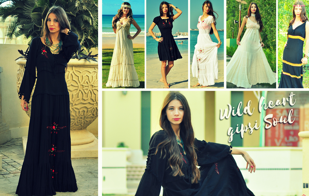 Lace Is Still Hot: Modern Ways To Wear Lace Gypy Dresses