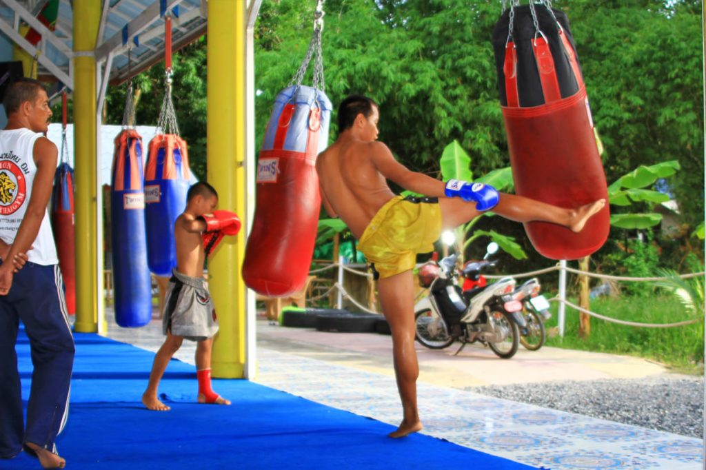 Use Your Summer To Join A Muay Thai Training Gym In Phuket Thailand