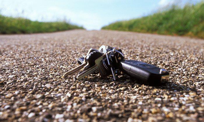 Jaguar Car Keys Lost In Kensington - What Now?