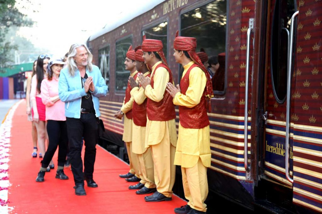 Visiting India's Is Easy With Maharajas Express