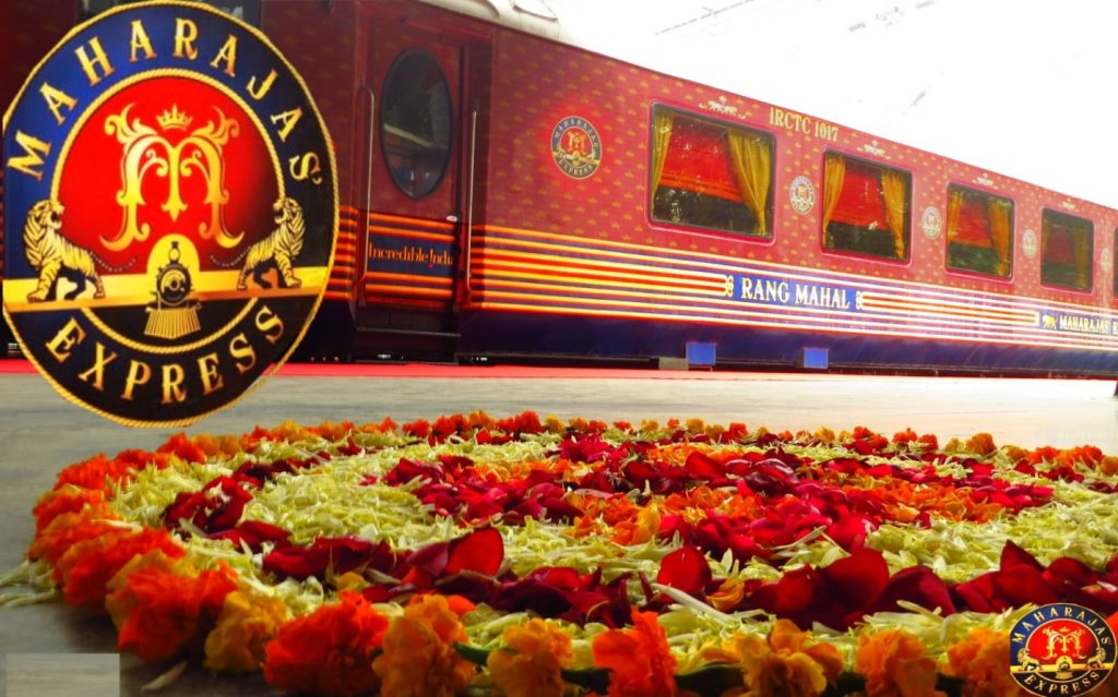 Explore Regal India With Maharajas Express Train
