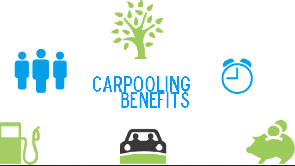 5 Benefits Of Carpooling You Won't Dare Deny