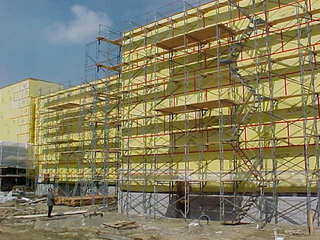 Know The Different Kinds Of Scaffolding Types In The Market Today!