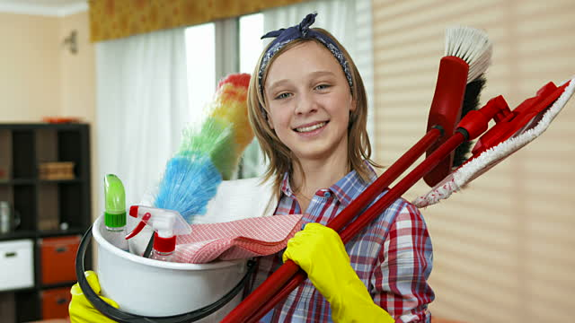Tips For Keeping Your Flat Clean