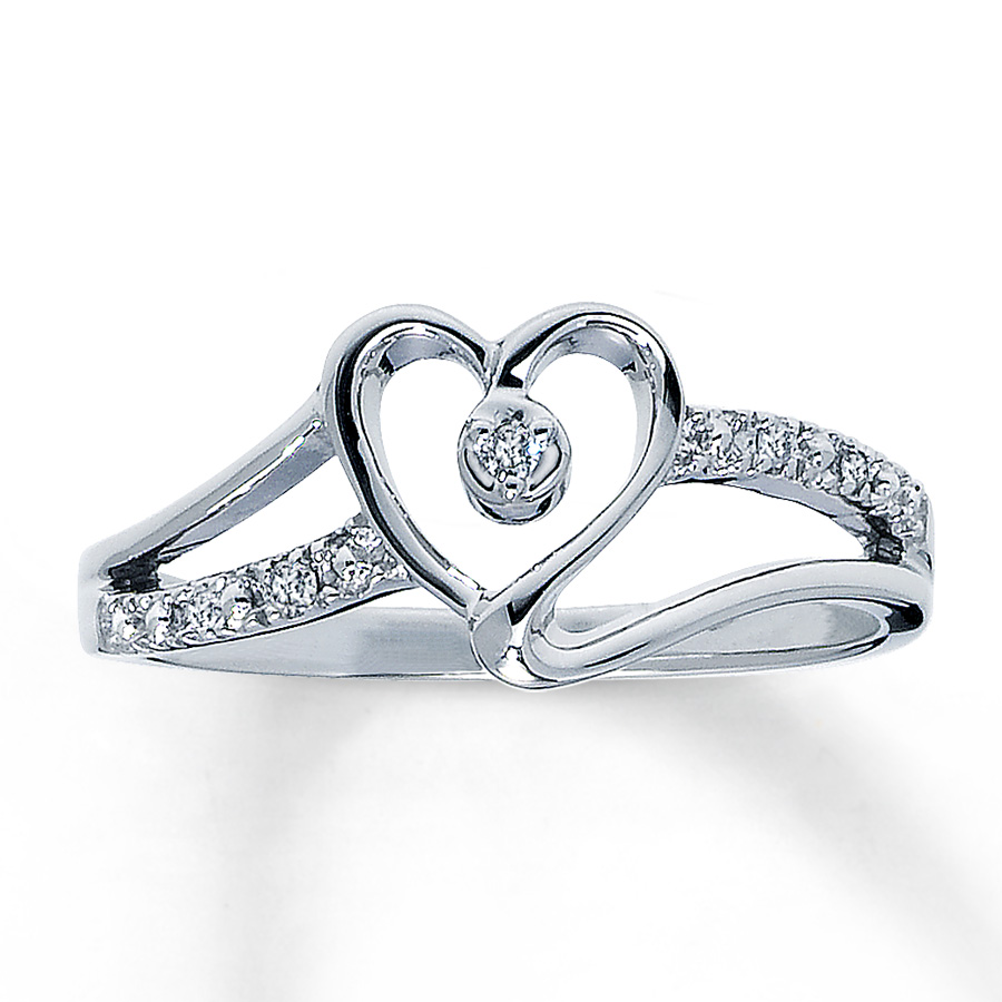 Go For Diamond Promise Rings For Your Special One