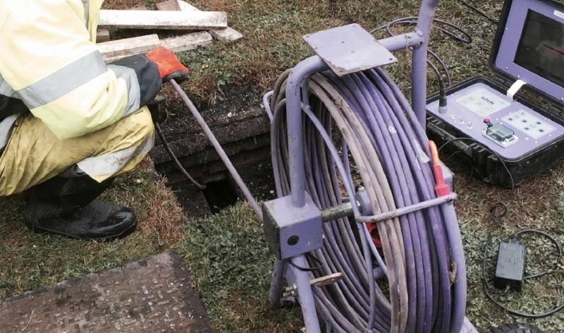 CCTV Survey: Find Out What Is Troubling Your Drains