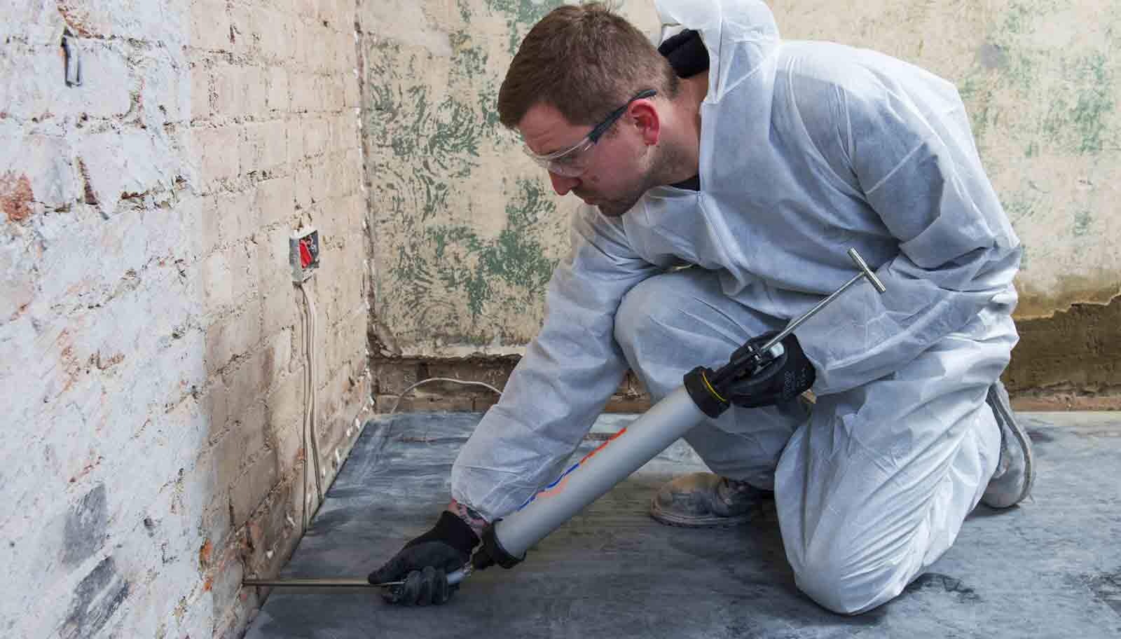 How Do I Locate A Good Damp Proofing Organisation In Camden?
