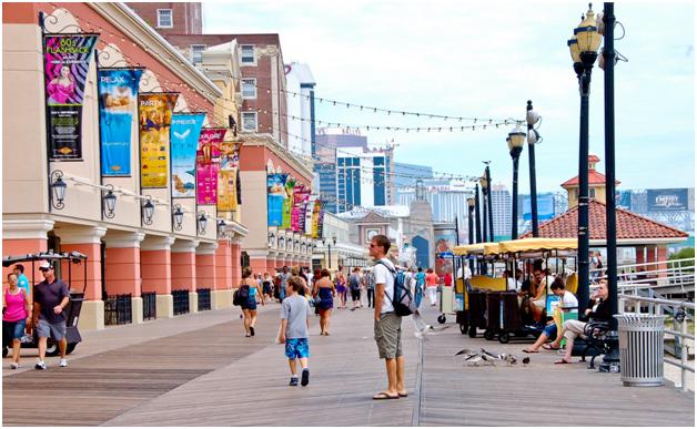Top 4 Boardwalk Destinations In The U.S.