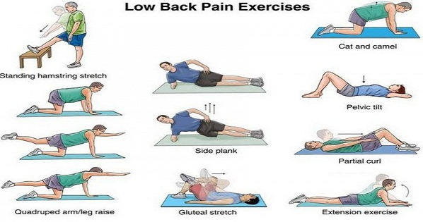 Top 5 Pilates Exercises To Reduce Back Pain
