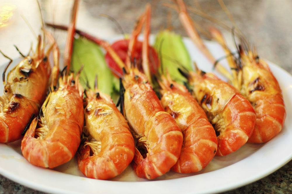 Goa Crispy Sea Food