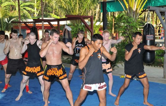 Travel With Martial Art Is Muay Thai Training Camp In Thailand