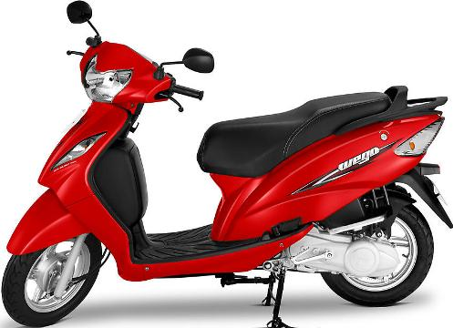 Top 4 Scooters That Look Stunning In Color Red