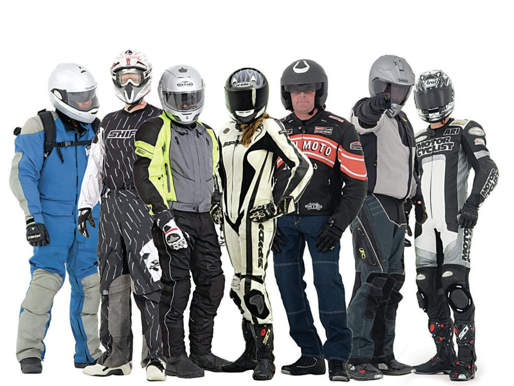 How To Buy The Right Type Of Motorcycle Jacket