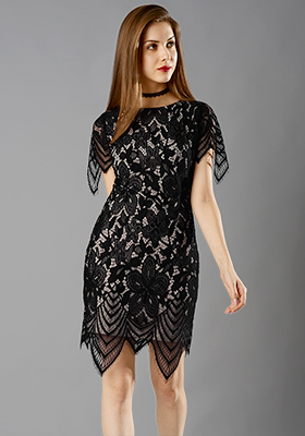 Trend Setting:  Lace Dresses
