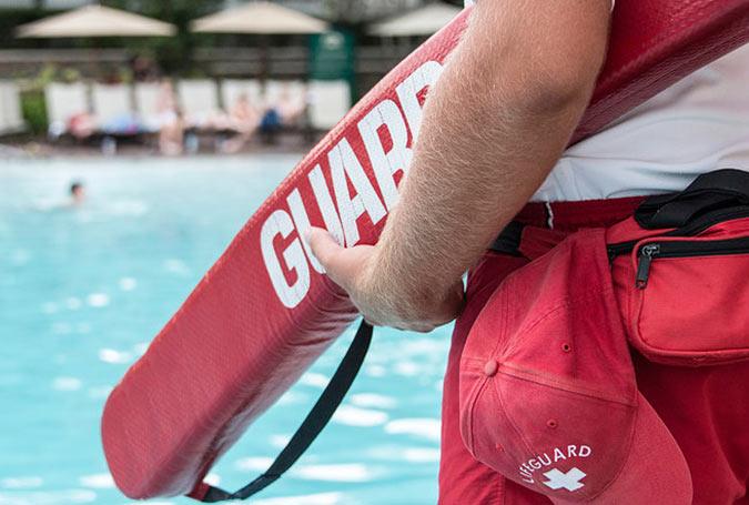 A Look At Lifeguarding Gear