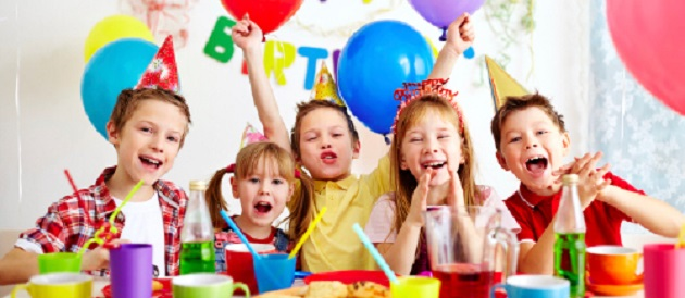 The Mega Party Planners For Your Kids