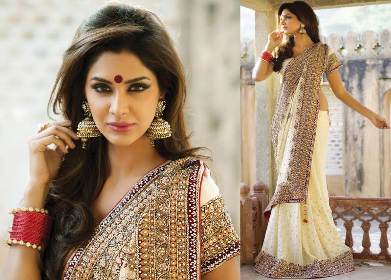 How To Buy A Perfect Wedding Sari Online?