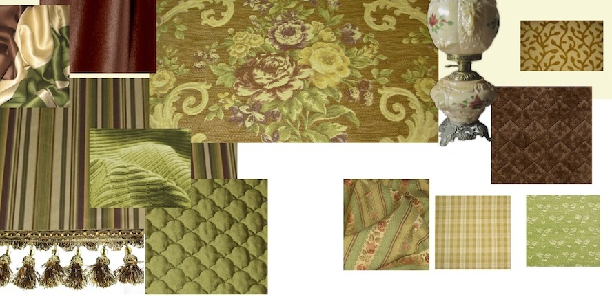 How To Mix Fabric Patterns and Textures In Your Interior Design