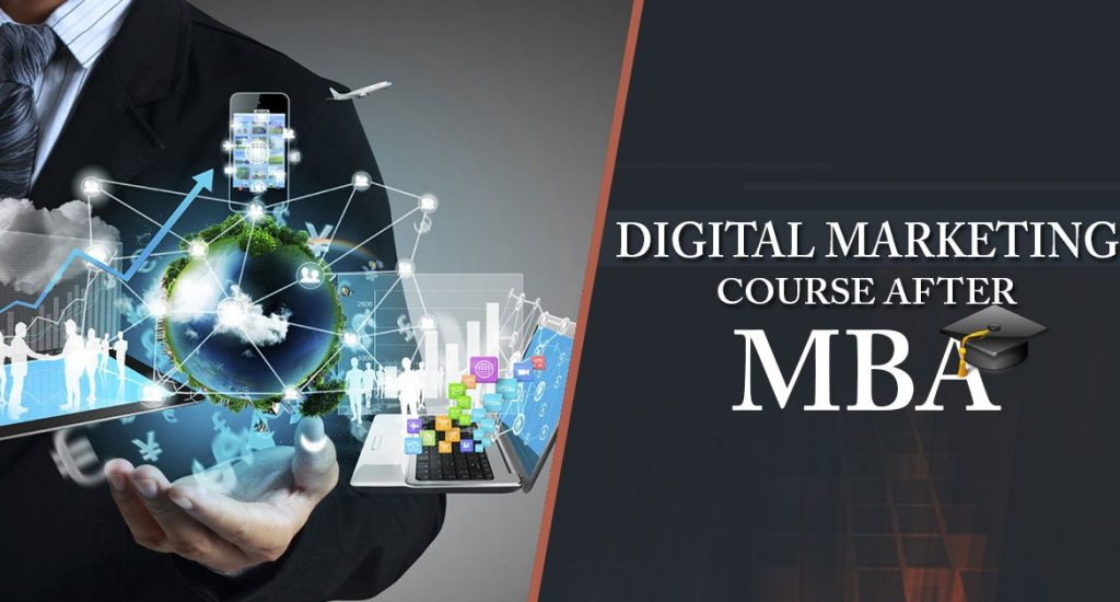 Advantages Of Pursuing MBA In Digital Marketing