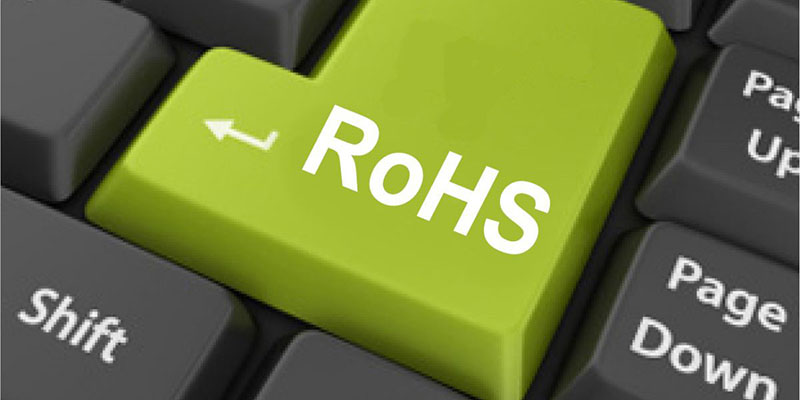 Is Your Motion Control System RoHS and REACH Compliant
