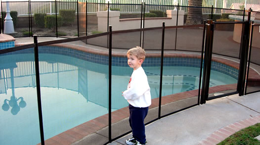 Keeping Your Child Safe In The Pool Before They've Learned To Swim