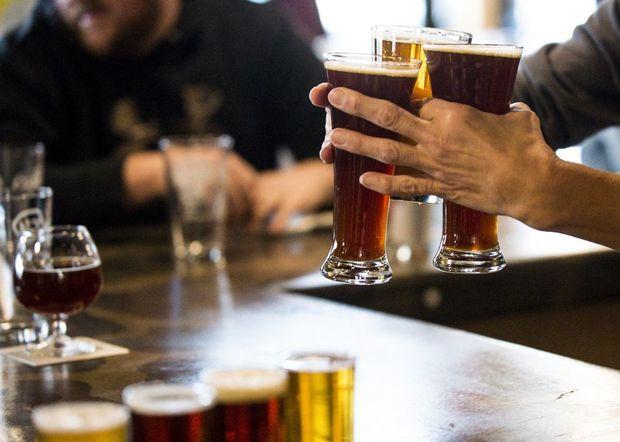 Having A Company Outing – Take A Brew Tour