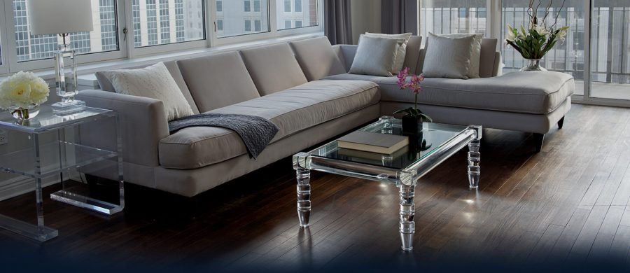 Design Your Home With Modern Acrylic Furniture