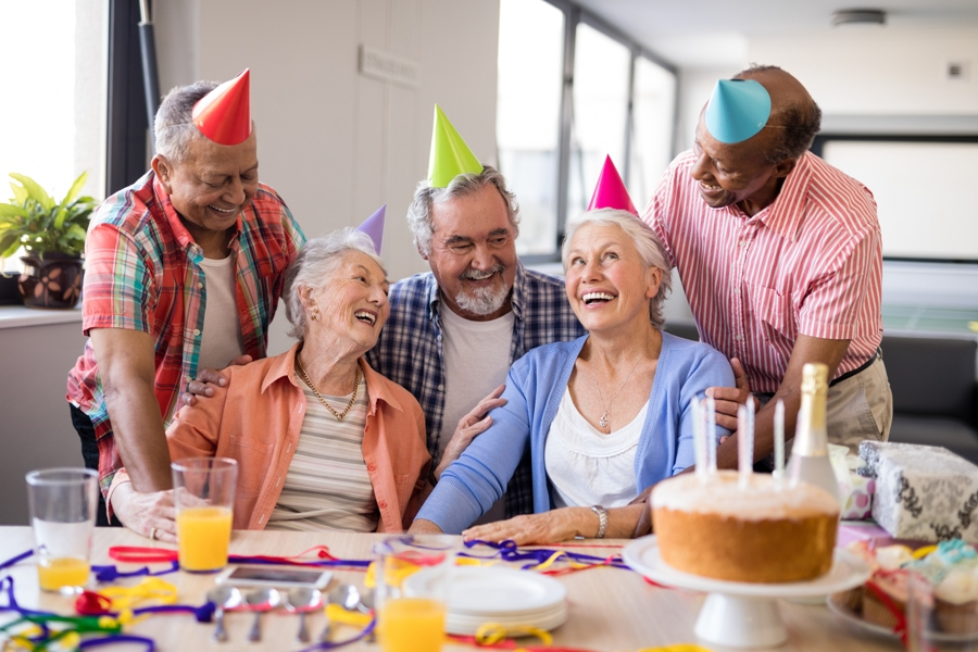 5 Thanksgiving Activities To Do In A Senior Living Community