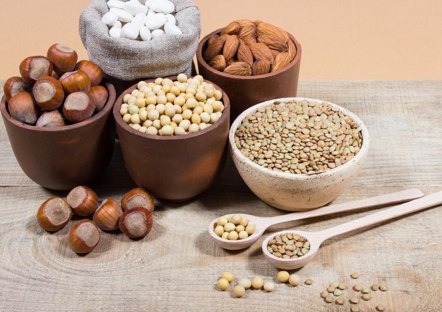 Sources Of Protein In Vegan Diet