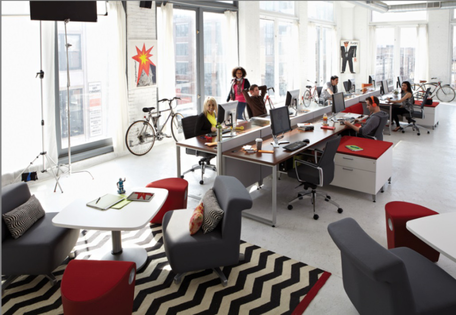 What Makes A Productive, Inspiring Office