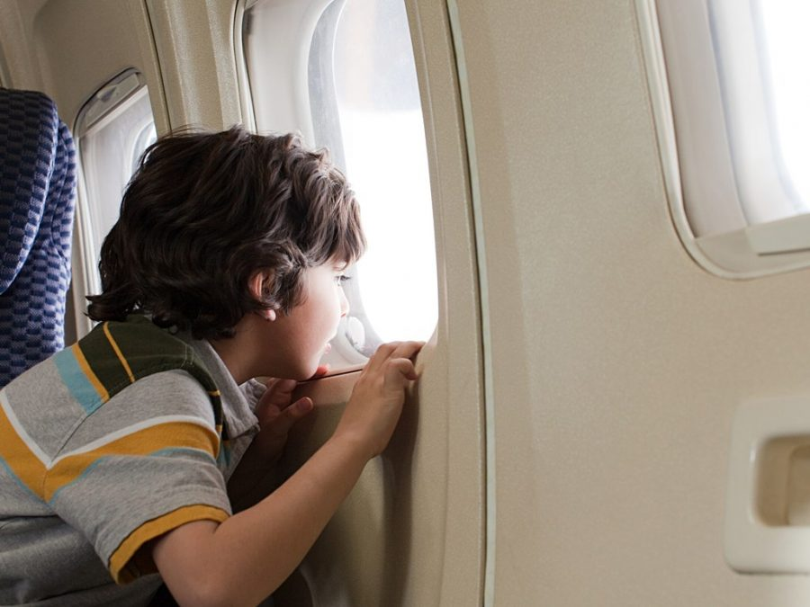 Flying With Kids: 4 Tips For Stress-Free Air Travel!