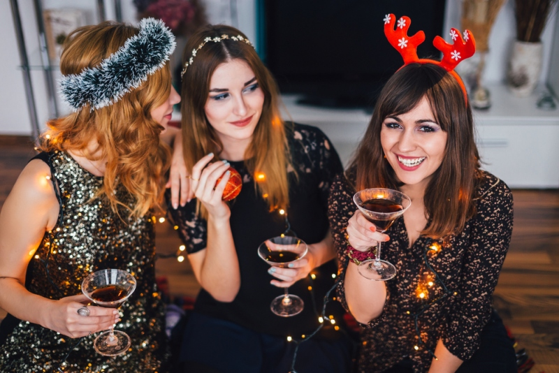 5 Theme Ideas For A Rockin' Christmas Party