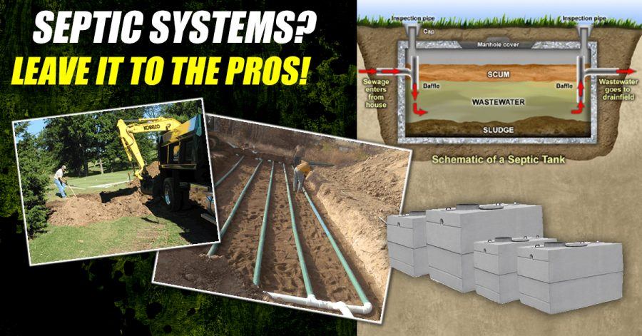 How To Find A Suitable Septic System Installation Company