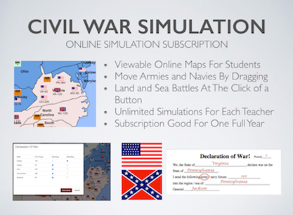 A Brief History Of The American Civil War