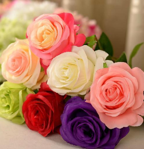 VALENTINE ROSES: THE LANGUAGE OF LOVE THAT THEY SPEAK
